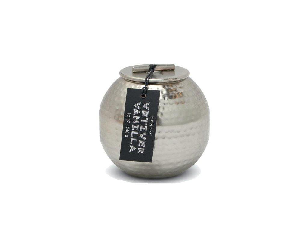 Paddywax Patina vetiver vanilla 12oz