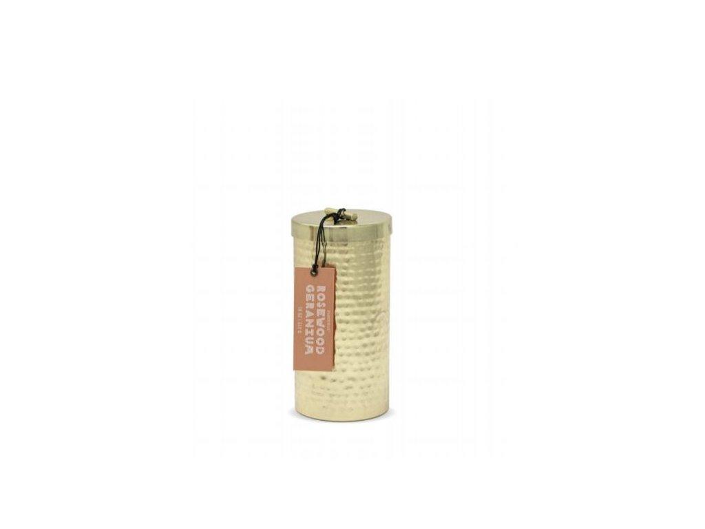 Paddywax Patina rosewood geranium 18oz