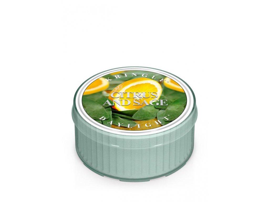 Čajová sviečka ovocná vôňa