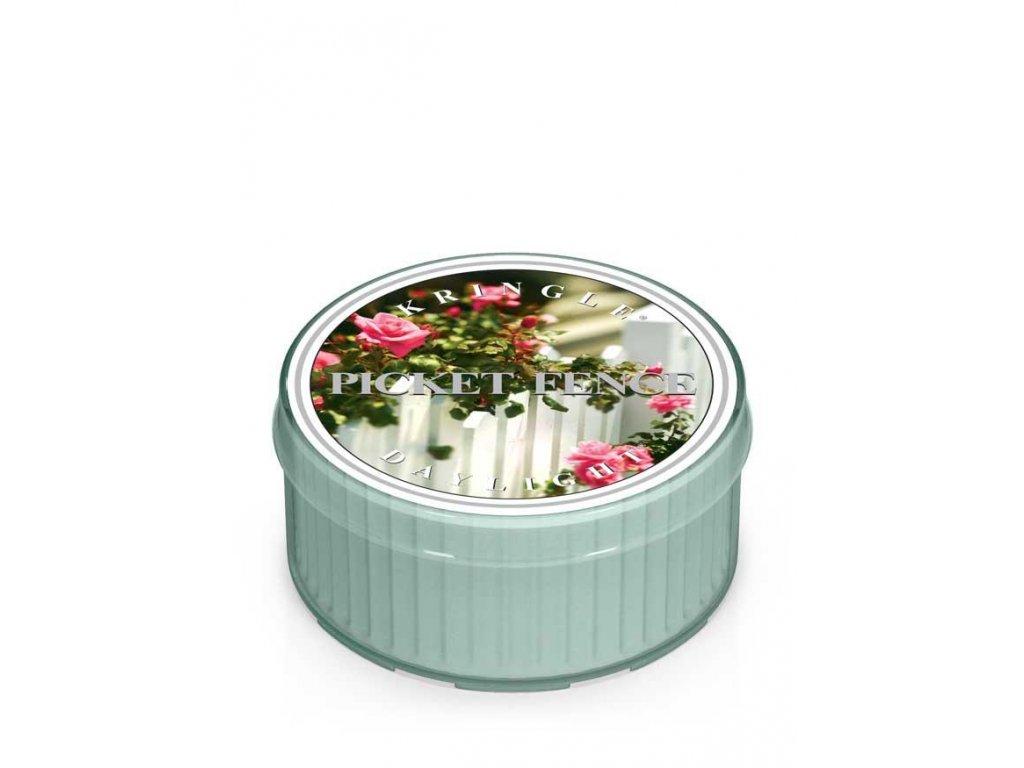 Čajová sviečka kvetinová vôňa