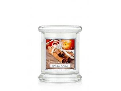 Kringle Candle Spiced Apple vonná sviečka mini 1-knôtová (127 g)