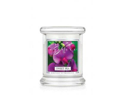 4 5oz mini jar a sweet pea