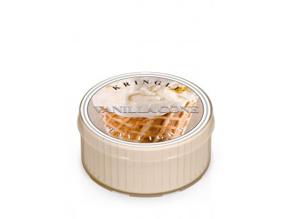 Kringle Candle Vanilla Cone vonná sviečka (35 g)