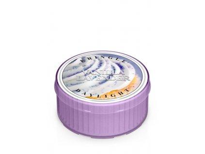 Kringle Candle Vanilla Lavender vonná sviečka (35 g)