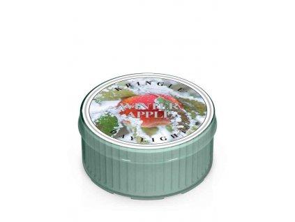 Kringle Candle Winter Apple vonná sviečka (35 g)