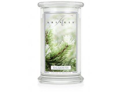 Vonná sviečka teplá a drevitá vôňa