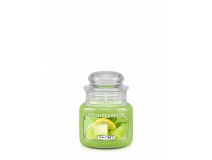 COUNTRY CANDLE Honeydew vonná sviečka mini 1-knôtová (104 g)