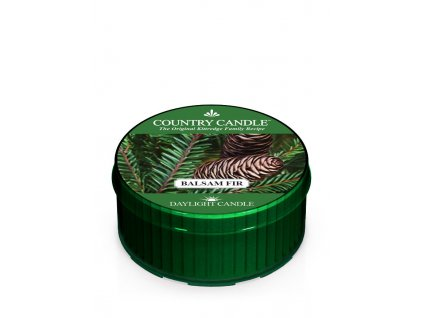 COUNTRY CANDLE Balsam Fir vonná sviečka (35 g)
