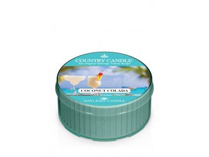 COUNTRY CANDLE Coconut Colada vonná sviečka (35 g)