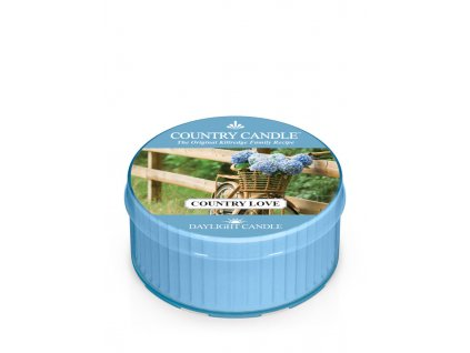 COUNTRY CANDLE Country Love vonná sviečka (35 g)