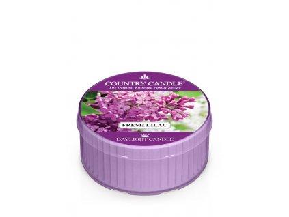 COUNTRY CANDLE Fresh Lilac vonná sviečka (35 g)