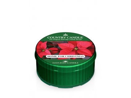 COUNTRY CANDLE Home for Christmas vonná sviečka (35 g)