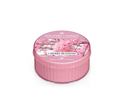 COUNTRY CANDLE Cherry Blossom vonná sviečka (35 g)