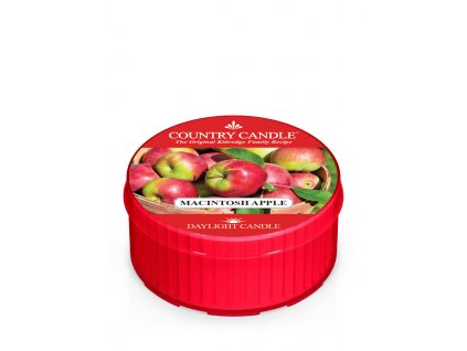 COUNTRY CANDLE Macintosh Apple vonná sviečka (35 g)