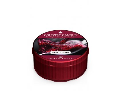COUNTRY CANDLE Pinot Noir vonná sviečka (35 g)