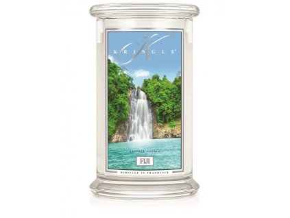 Kringle Candle Fiji vonná sviečka veľká 2-knôtová (624 g)