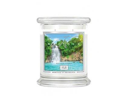 Kringle Candle Fiji vonná sviečka stredná 2-knôtová (411 g)