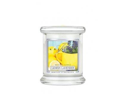 Kringle Candle Lemon Lavender vonná sviečka mini 1-knôtová (127 g)