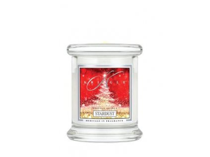 Kringle Candle Stardust vonná sviečka mini 1-knôtová (127 g)