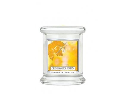 Kringle Candle Clearwater Creek vonná sviečka mini 1-knôtová (127 g)