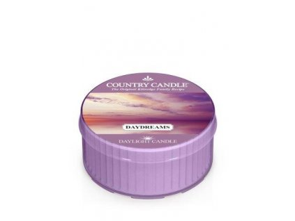 COUNTRY CANDLE Daydreams vonná sviečka (35 g)