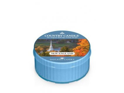 COUNTRY CANDLE New England vonná sviečka (35 g)