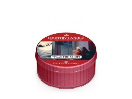 COUNTRY CANDLE 'Twas the Night vonná sviečka (35 g)