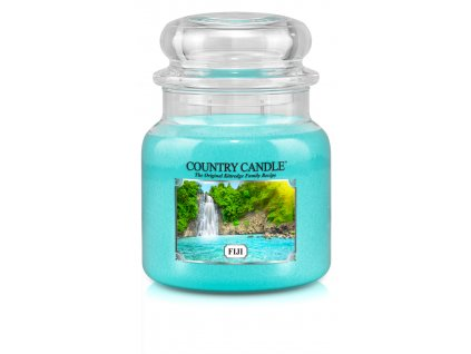 Country Candle medium jar fiji