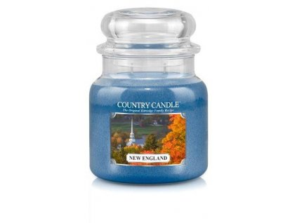 Country Candle medium jar new england
