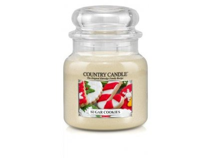 Country Candle medium jar sugar cookies
