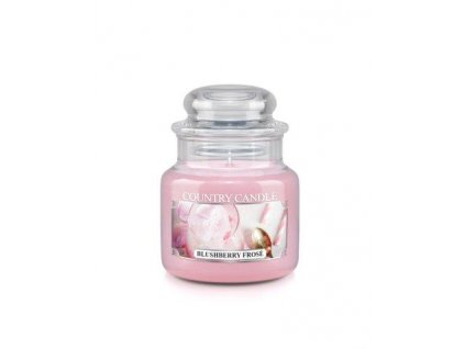 CC small jar blushberry frose