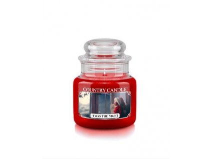 Country Candle small jar twas the night