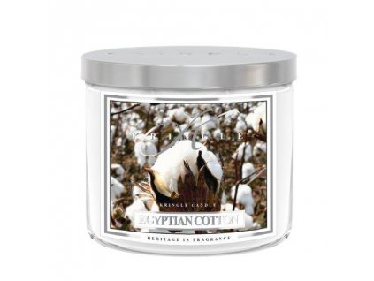 Kringle Candle Tumbler egyptian cotton