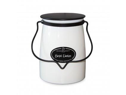 MILKHOUSE CANDLE Barn Dance vonná sviečka BUTTER JAR (624 g)