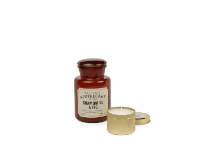 Paddywax Apothecary Chamomile Fig 8oz