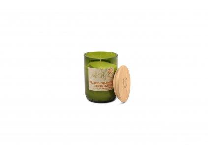 Paddywax ECO GREEN Blood Orange Bergamot