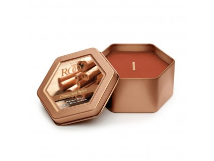ROOT CANDLES Travel Tin Cinnamon Spice