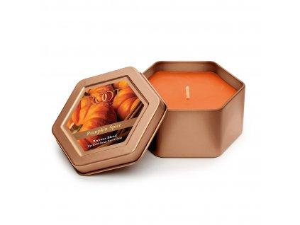 ROOT CANDLES Travel Tin Pumpkin Spice