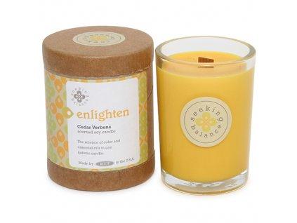 26801 root candles seeking balance pohar enlighten osvietenie