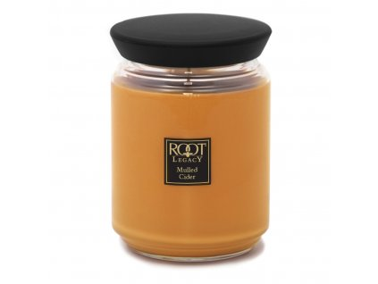 ROOT CANDLES Queen Bee Large Mulled Cider