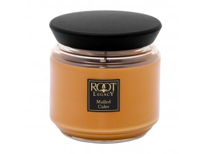 ROOT CANDLES Queen Bee medium Mulled Cider