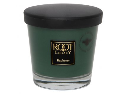 ROOT CANDLES Veriglass small Bayberry