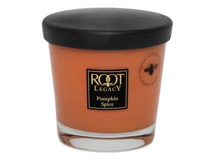 ROOT CANDLES Veriglass small Pumpkin Spice