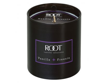 ROOT CANDLES Vanille Infusion Vanille + Fresia