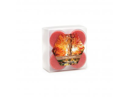 ROOT CANDLES Tea Lights Crisp Autumn