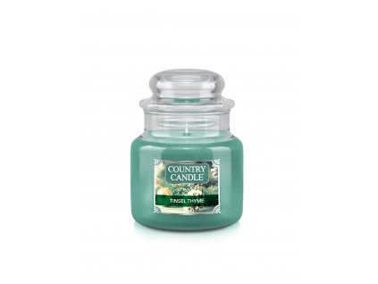 NEW label design CC small jar tinsel thyme