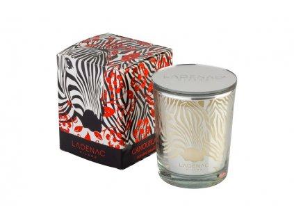ladenac africa zebra 75g vonna sviecka