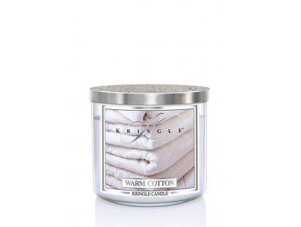 2975 warm cotton silver lid