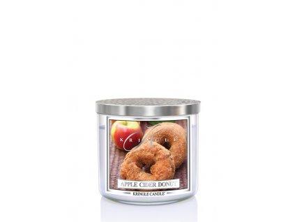 kringle candle apple cider donut 3 knôtový tumbler