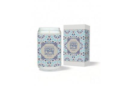 ischia maiolica scented candle